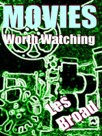 Movies Worth Watching
