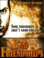 Bad Friendships (Sin Fantasy Thriller Series #3)