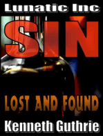 Lost and Found (Sin Fantasy Thriller Series #5)