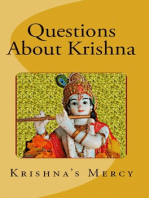 Questions About Krishna