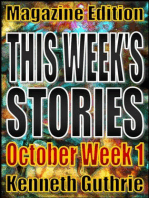 This Week's Stories (October, Week 1)