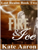 Fire & Ice (Lost Realm #2)
