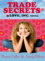 Trade Secrets (A fun, contemporary romance about the cutthroat love business)