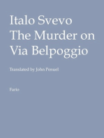 The Murder on Via Belpoggio