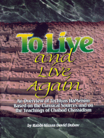 To Live and Live Again