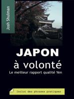 Japon à volonté