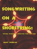 Songwriting on a Shoestring