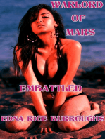 Warlord of Mars Embattled