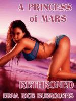 A Princess of Mars Rethroned