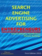 Search Engine Advertising For Entrepreneurs