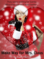 Make Way for Mrs. Claus