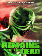 Remains of the Dead (The Dead Book 2)
