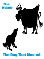 The dog that moo-ed