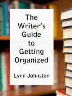 The Writer's Guide to Getting Organized