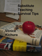 Substitute Teaching Survival Tips