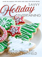 Savvy Holiday Entertaining