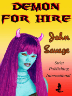 Demon For Hire