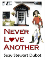 Never Love Another...