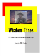 Wisdom Lines