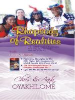 Rhapsody of Realities November 2011 Edition