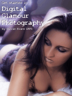 Get Started in Digital Glamour Photography (Lingerie Edition)