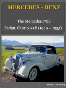 The Mercedes 170S