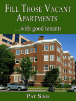 Fill Those Vacant Apartments with Good Tenants