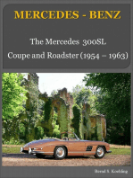 The Mercedes 300SL
