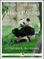 14 Fun Facts About Giant Pandas