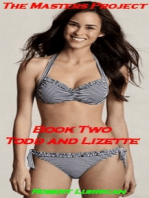 The Masters Project - Book Two (Todd and Lizette)
