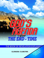 God's Agenda for the End