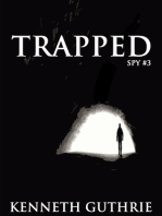 Trapped (Spy Action Thriller Series #3)