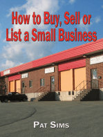 How to Buy, Sell or List a Small Business