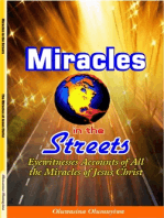 Miracles in the Streets