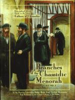Branches of the Chassidic Menorah Volume 1