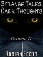 Strange Tales, Dark Thoughts volume II