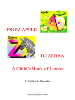 From Apple to Zebra
