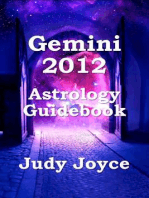 Gemini 2012 Astrology Guidebook