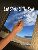 Last Stroke of the Brush