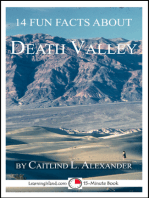 14 Fun Facts About Death Valley