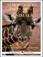 14 More Wacky Facts About Animals