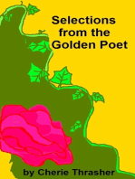 Selections from the Golden Poet