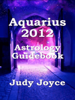 Aquarius 2012 Astrology Guidebook