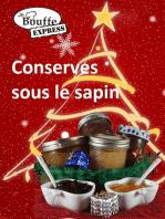 JeBouffe-Express Conserves sous le Sapin
