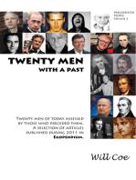 Twenty men with a past