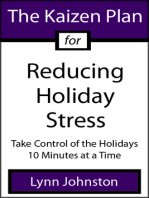 The Kaizen Plan for Reducing Holiday Stress