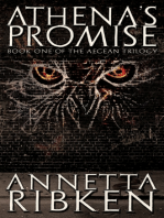 Athena's Promise: Book One Of The Aegean Trilogy