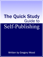 The Quick Study Guide to Self-Publishing