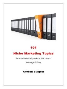 101 Niche Marketing Topics