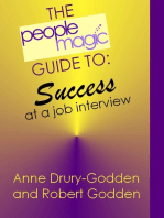 The People Magic Guide to Success at A Job Interview